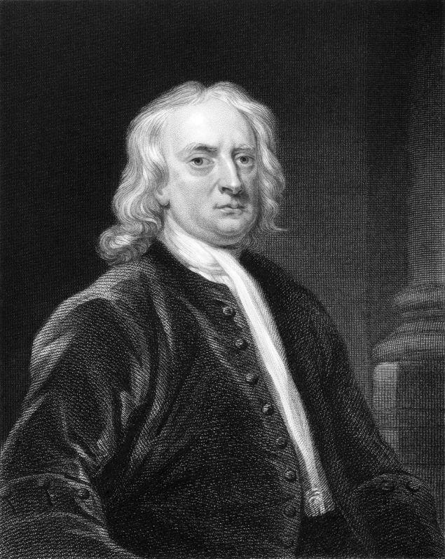 Newton deu contribuições muito importantes para a Física, desenvolvendo teorias e criando equipamentos