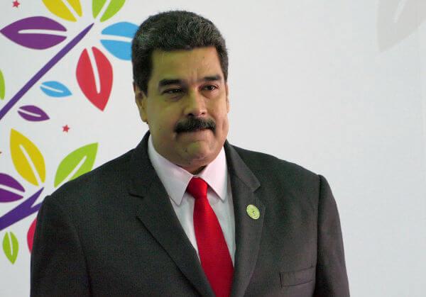 Nicolás Maduro é presidente da Venezuela desde 2013 e é acusado de autoritarismo.*