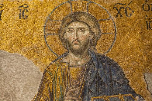 No Império Bizantino, a autoridade religiosa também estava concentrada na pessoa do imperador