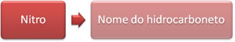 Nomenclatura oficial dos nitrocompostos
