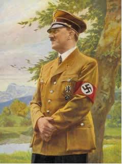 Hitler e o ideal da superioridade racial