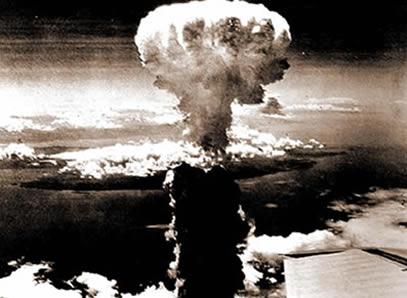 O abominável uso da bomba atômica estabeleceu o encerramento da Segunda Guerra Mundial