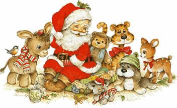 O amor estampado no Natal