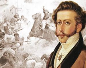 O Brasil como Nação independente nas mãos de D.Pedro I