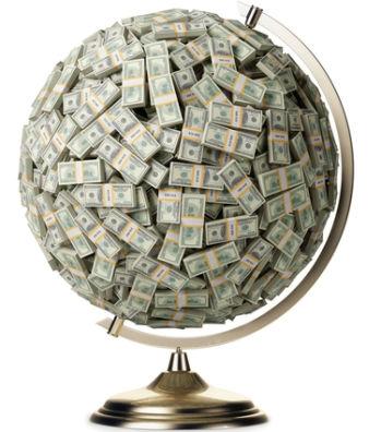 O capitalismo é responsável por centralizar as ações em direção ao lucro e à acumulação de dinheiro