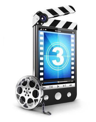 O celular pode ser utilizado para a confecção de videoaulas