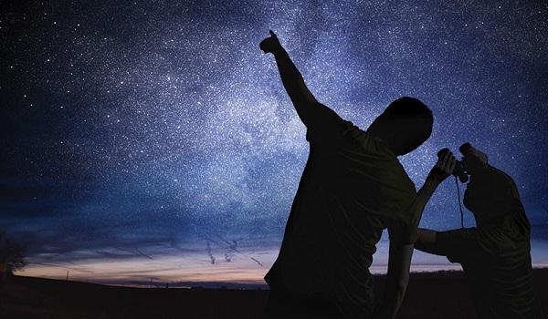 O céu noturno sempre motivou e fascinou a humanidade
