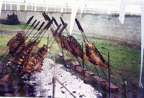 O churrasco faz parte da cultura dos sulistas