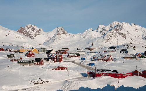 O clima polar é marcado pelas baixas temperaturas