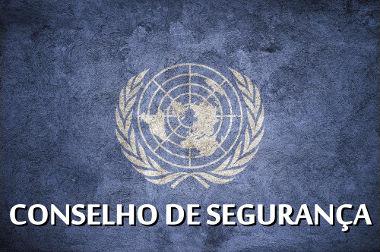 O conselho de segurança é o principal órgão da ONU