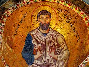 O cristianismo ortodoxo, uma das particularidades do Império Bizantino.