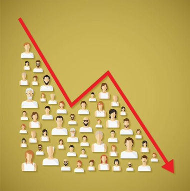 O deficit demográfico é um problema enfrentando em vários países na atualidade