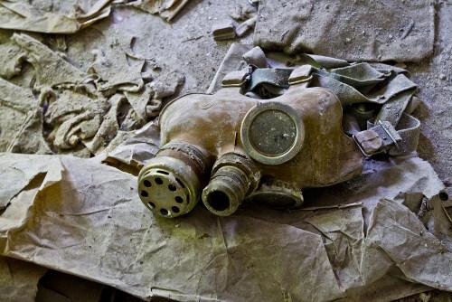 O desastre em Chernobyl está entre os maiores acidentes ambientais do mundo *