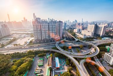 O desenvolvimento dos lugares demanda um alto investimento em infraestrutura