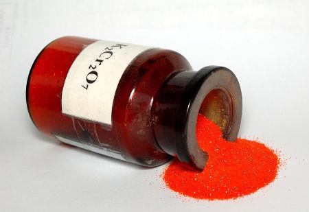 O dicromato de potássio é um agente oxidante nas reações de oxidação em alcoóis