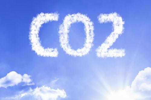 O dióxido de carbono pode ser obtido a partir de simples reações químicas
