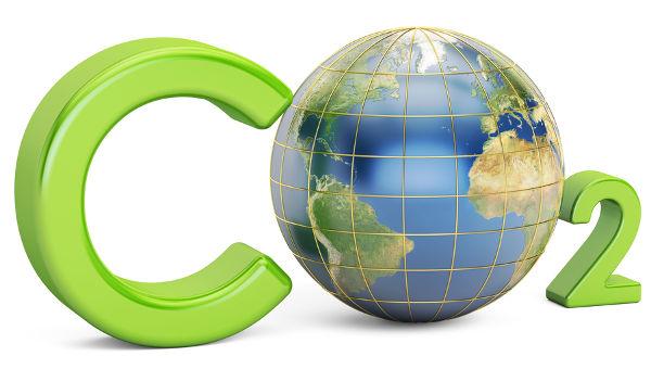 O dióxido de carbono é um exemplo de óxido