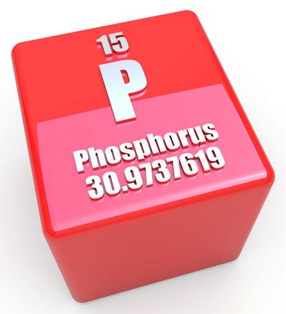 O elemento químico Fósforo apresenta número atômico igual a 15