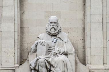 O escritor Miguel de Cervantes é um dos principais nomes do Século de Ouro Espanhol