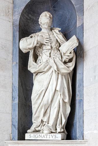 O espanhol Santo Inácio de Loyola foi o fundador da Companhia de Jesus