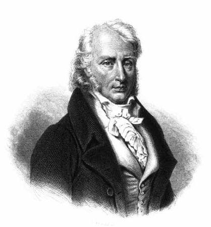 O estadista francês Benjamin Constant foi um dos principais teóricos do Poder Moderador