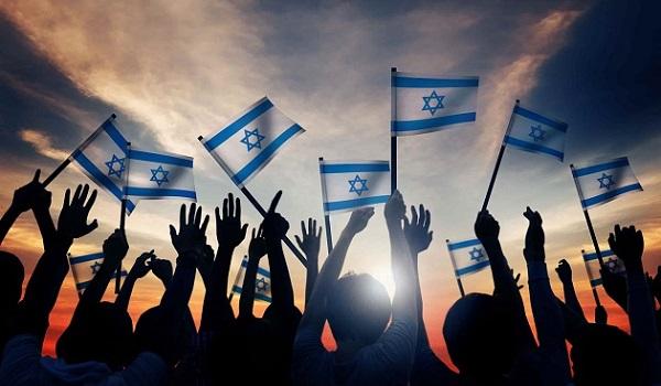 O Estado de Israel foi criado oficialmente em 1948