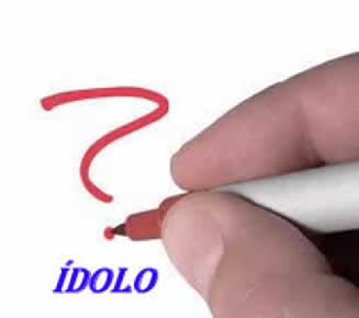 O feminino de ídolo é rotulado como um substantivo sobrecomum