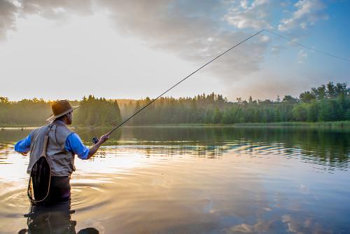 O Fly Fishing é uma das mais antigas formas de pesca do mundo.