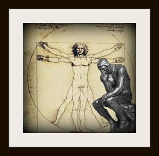 O Humanismo fundamentou filosoficamente o movimento renascentista europeu