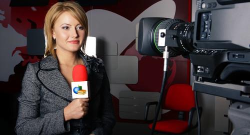O jornalista pode atuar em diversas mídias, como TV, Web, Jornais, Rádios e Revistas