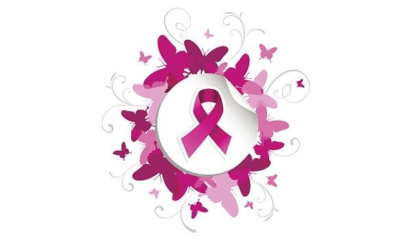 O laço rosa é um símbolo da luta contra o câncer de mama