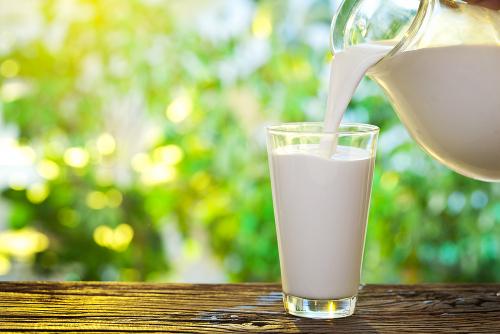 O leite é um alimento composto por diversas substâncias químicas