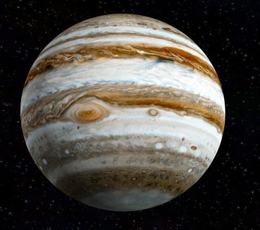 O maior planeta do sistema solar