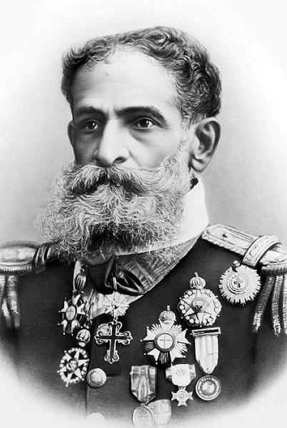 O Marechal Deodoro da Fonseca capitaneou o processo de instauração da República em 15 de novembro de 1889 *