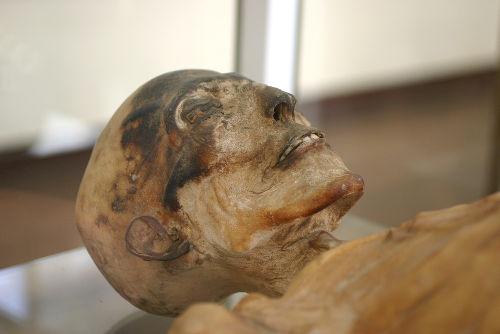 O método de mumificação era bastante utilizado na Antiguidade