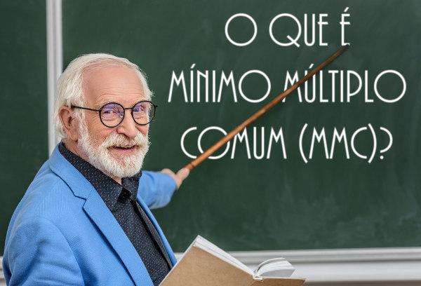 O mínimo múltiplo comum é o menor dos múltiplos comuns aos números de um conjunto