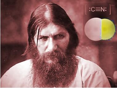 O monge Rasputin sofreu uma tentativa de envenenamento por cianeto