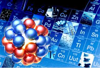 O número de prótons presente no núcleo atômico diferencia os elementos químicos e suas propriedades