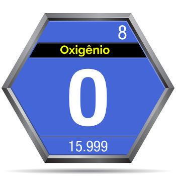 O oxigênio é o elemento mais eletronegativo em um superóxido