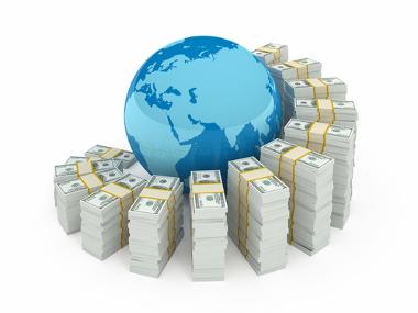 O PIB mede a riqueza produzida no mundo