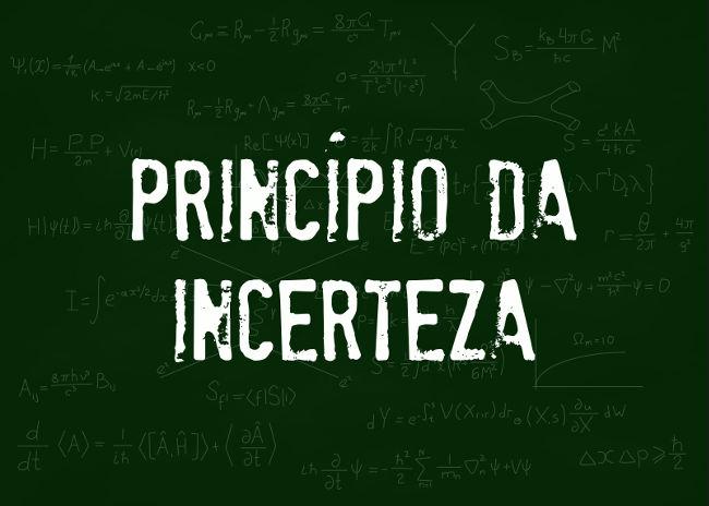 O princípio da incerteza de Heisenberg é um dos mais curiosos fundamentos da Física.