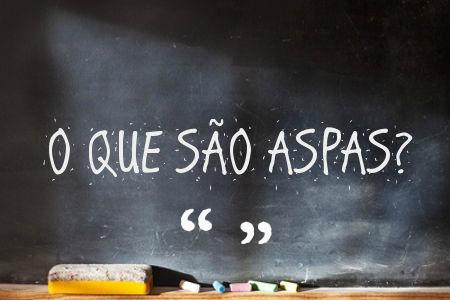 O que são aspas? Este sinal de pontuação é um problema para muitos falantes do português
