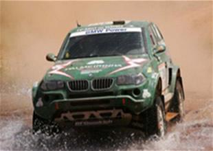 O Rally dos Sertões recebeu esse nome apenas no segundo evento
