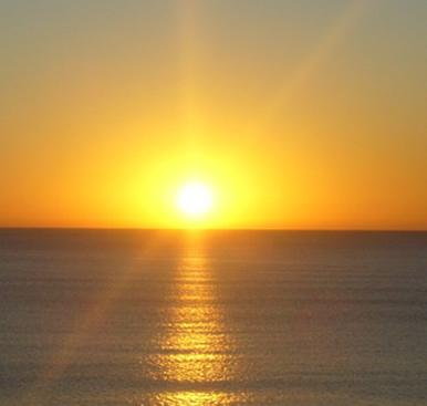 O Sol é a estrela que fornece luz e calor para nosso planeta