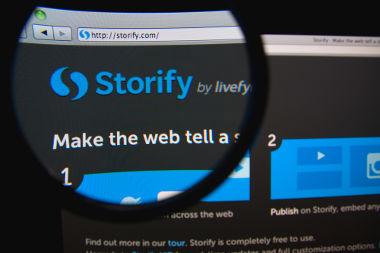 O Storify pode ser um excelente recurso didático por permitir a compilação de atividades que os alunos desenvolveram nas redes sociais *