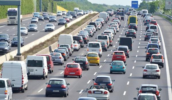 O trânsito é um importante elemento estruturante do espaço geográfico
