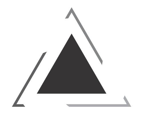 O triângulo é um polígono que possui três lados