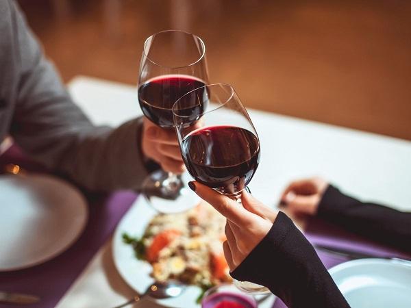 O vinho é ótimo para a saúde