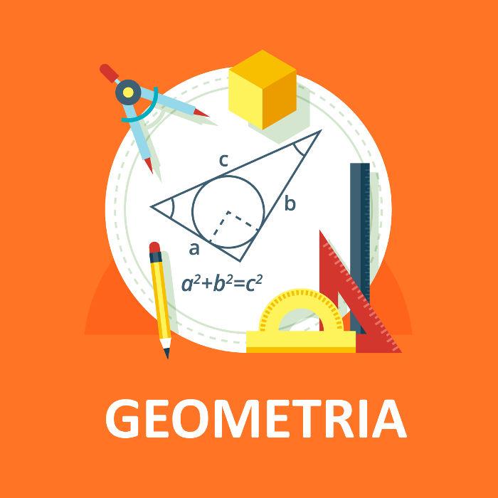 Objetos usualmente utilizados para medir formas geométricas