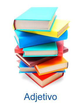 Em '<em>livros coloridos', </em>por exemplo, o substantivo é particularizado pelo adjetivo 'coloridos'
